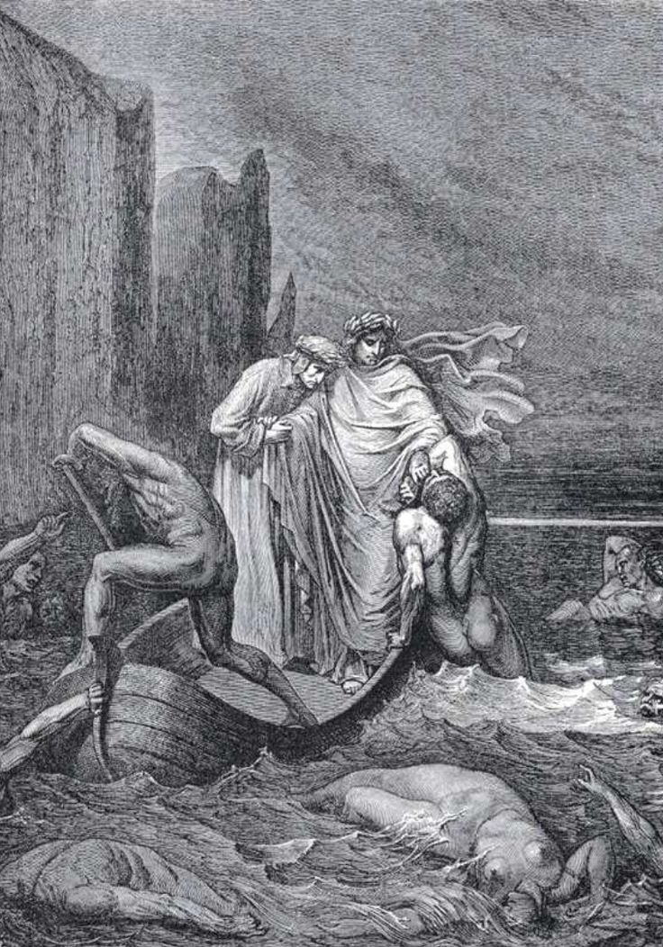 a look into virgils influence on and in inferno by dante Need help on themes in dante alighieri's inferno inferno themes from litcharts she left heaven because of her love for dante, to tell virgil to guide dante.