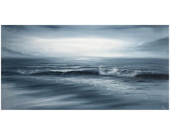 46 Ideas Fantasy Landscape Ocean Waves For 2019 Landscape Ocean Waves Photography Ocean Waves Photos Ocean Wave Drawing