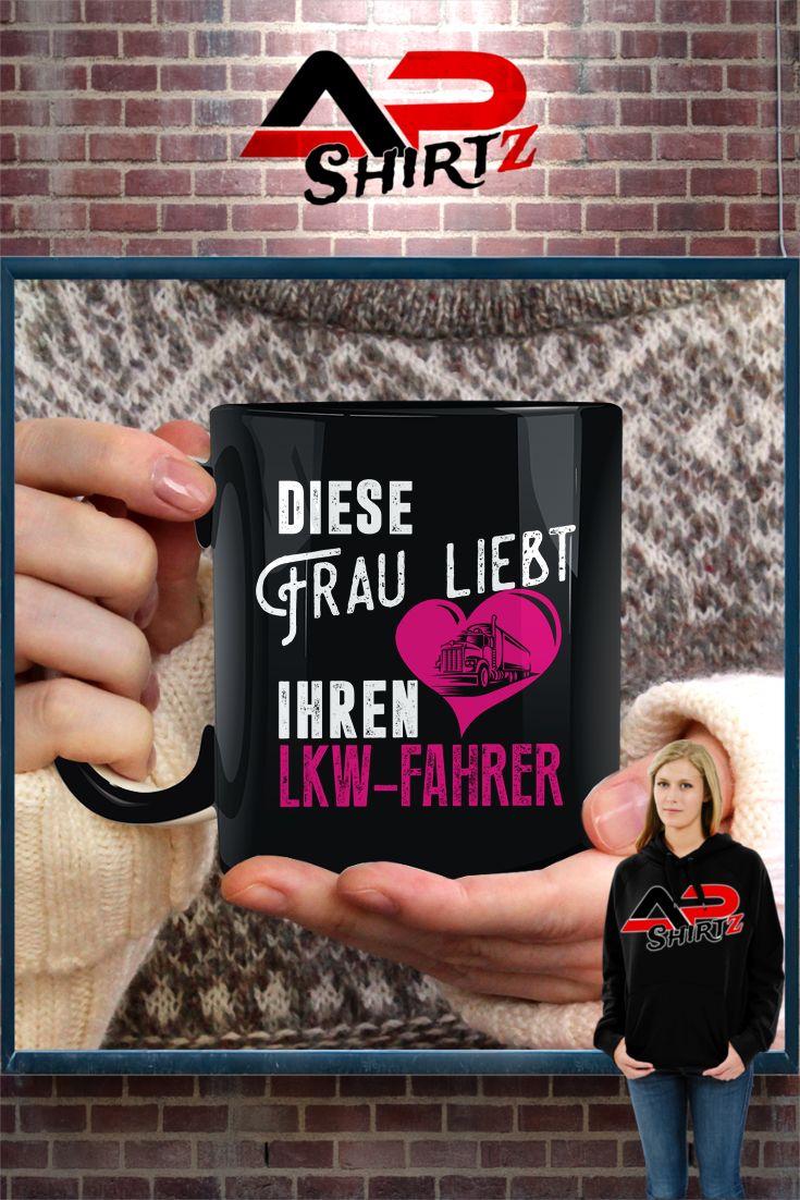 Tasse: Diese Frau liebt ihren LKW-Fahrer...    Hier erhältlich: https://www.shirtee.de/lkwliebttasse <<<<     Sicherer Zahlungsverkehr     Qualitativ hochwertige Textilien     Versand aus Deutschland Weitere Designs im Shop: http://brummishop.shirtee.de/ <<<<<<
