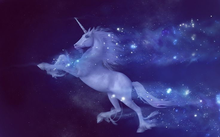 unicorn horse 3d digital - photo #19