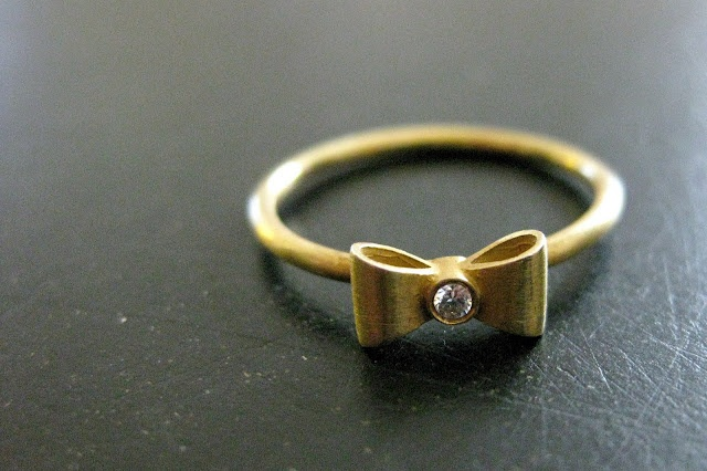 Simple but pretty ring