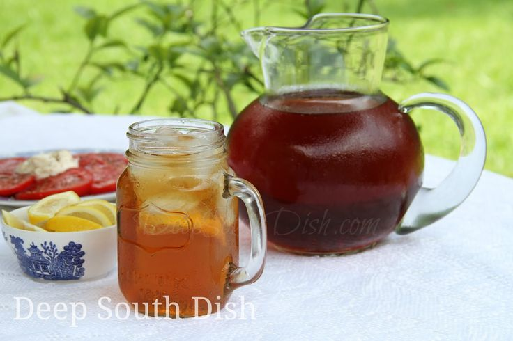 Low to No Calorie Diet Iced Tea - A recipe for a full gallon of pre-sweetened, robust iced tea, using sugar substitute.