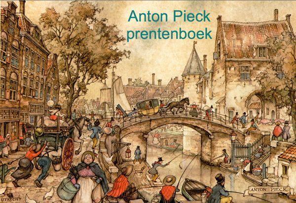 gratis Anton Pick prentenboek voor kinderboekenweek 2016 over opa en oma cover 600