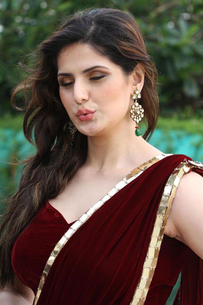 Zarine Khan,Indian Actress.