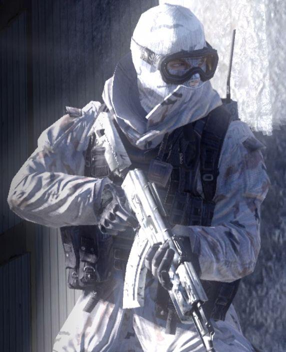spetsnaz   Modern Warfare 2 Spetsnaz by ~vinniem on deviantART