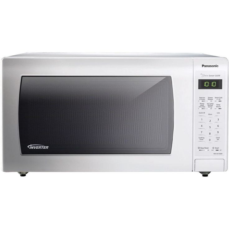 Used Countertop Microwave : ... Microwave on Pinterest Microwaves, Sharp Microwave and Silicone Egg