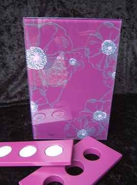 Rosenthal Home Designs Orchidviola vase - candleholder