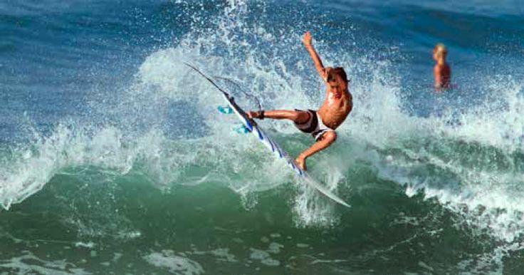 Surfing: sony perrussel