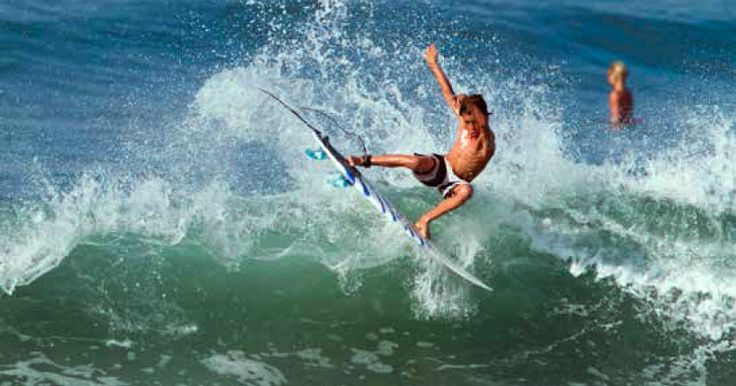Surfing: sony perrussel