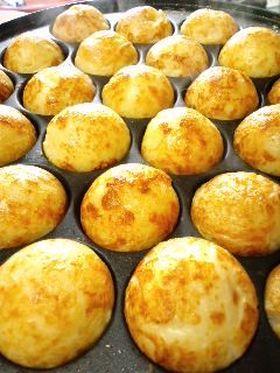 大阪人が語る。たこ焼き粉で最高たこ焼き! http://cookpad.com/recipe/1054453