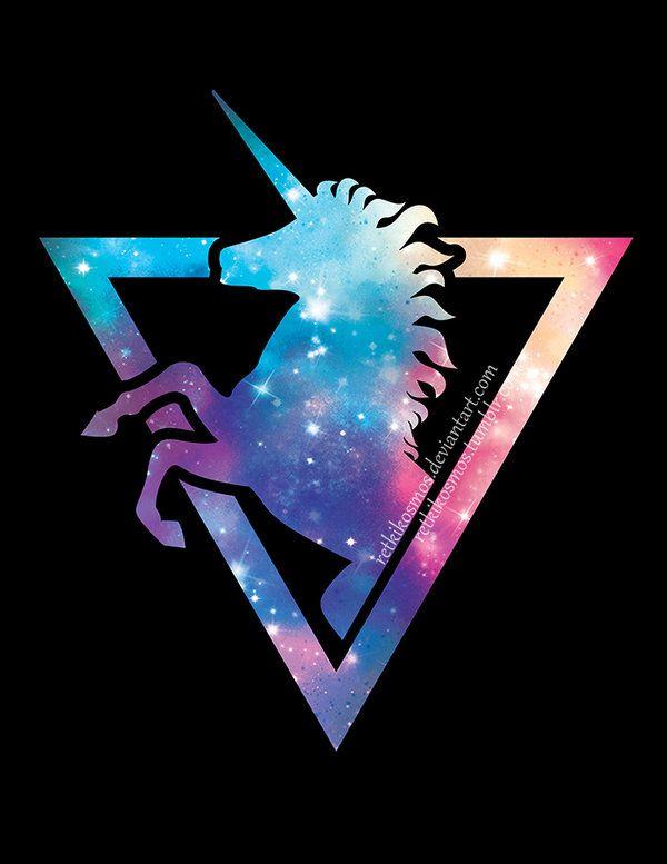 Unicorn Galaxy by RetkiKosmos