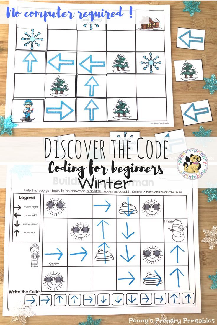 Coding Discover The Code Winter Coding For Kids Coding Coding School [ 1102 x 735 Pixel ]