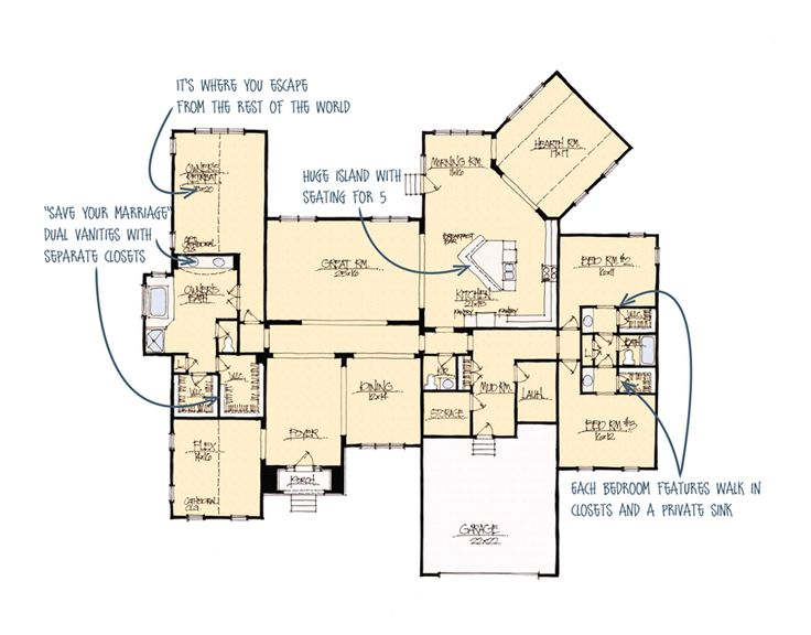 1000 images about house styles on pinterest storybook for Greystone homes floor plans