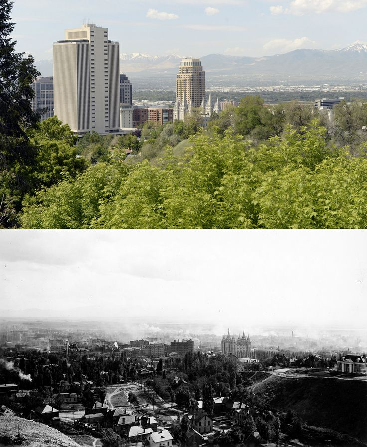 Downtown Salt Lake City Ut: 531 Best Images About Historic Photos On Pinterest
