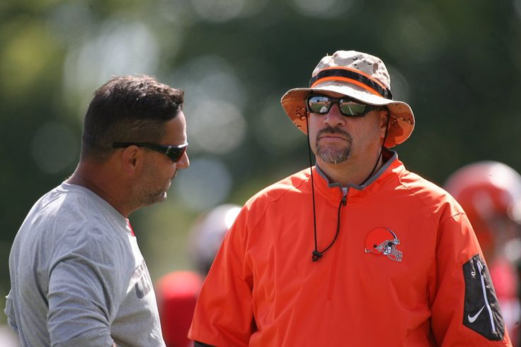 Mike Pettine Cleveland Browns | Mike Pettine: On Johnny Manziel's Growth - Football - Cleveland Browns ...