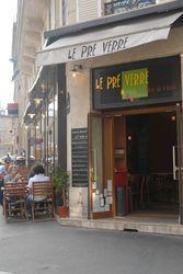 Le Pré Verre  8, rue Thénard  75005 Paris  Tél : 01 43 54 59 47