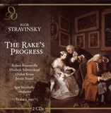 Igor Stravinsky: The Rake's Progress [CD]