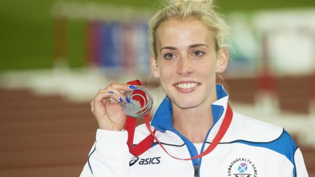 Lynsey Sharp targets 2018 Commonwealth Games medal success