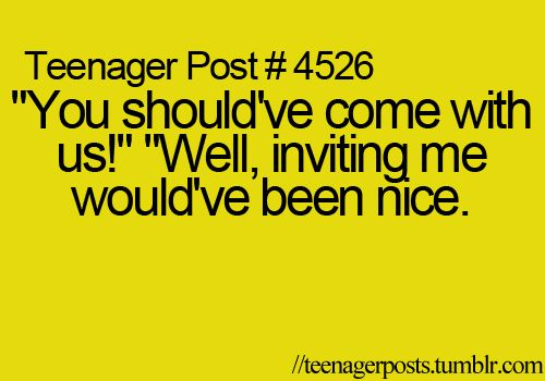 Teenager Post #4526