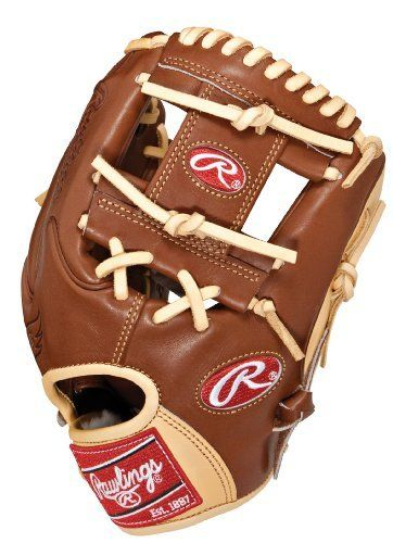Rawlings Pro Preferred 11.75-inch Infield Baseball Glove, Right-Hand Throw (PROS17ICBR) by Rawlings. $289.95. Pro Preferred gloves from Rawlings have always been looked upon as one of the highest quality gloves a player can own. Carefully crafted from Pro Preferred Kip Leather, these gloves will break in beautifully. Once you get a Pro Preferred glove on your hand, you'll understand its popularity. These are some of the most comfortable gloves on the market with their Pittards...