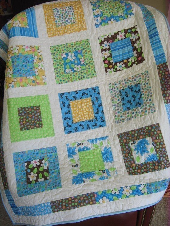 Pin On Baby Quilt