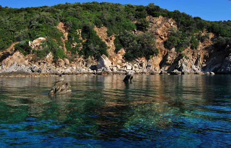 PERFECT PLACE FOR DIVING - Ouranopolis, Halkidiki