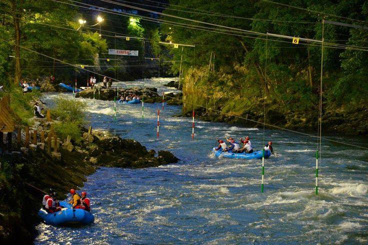 Рафтинг на ријеци Врбас - Бања Лука