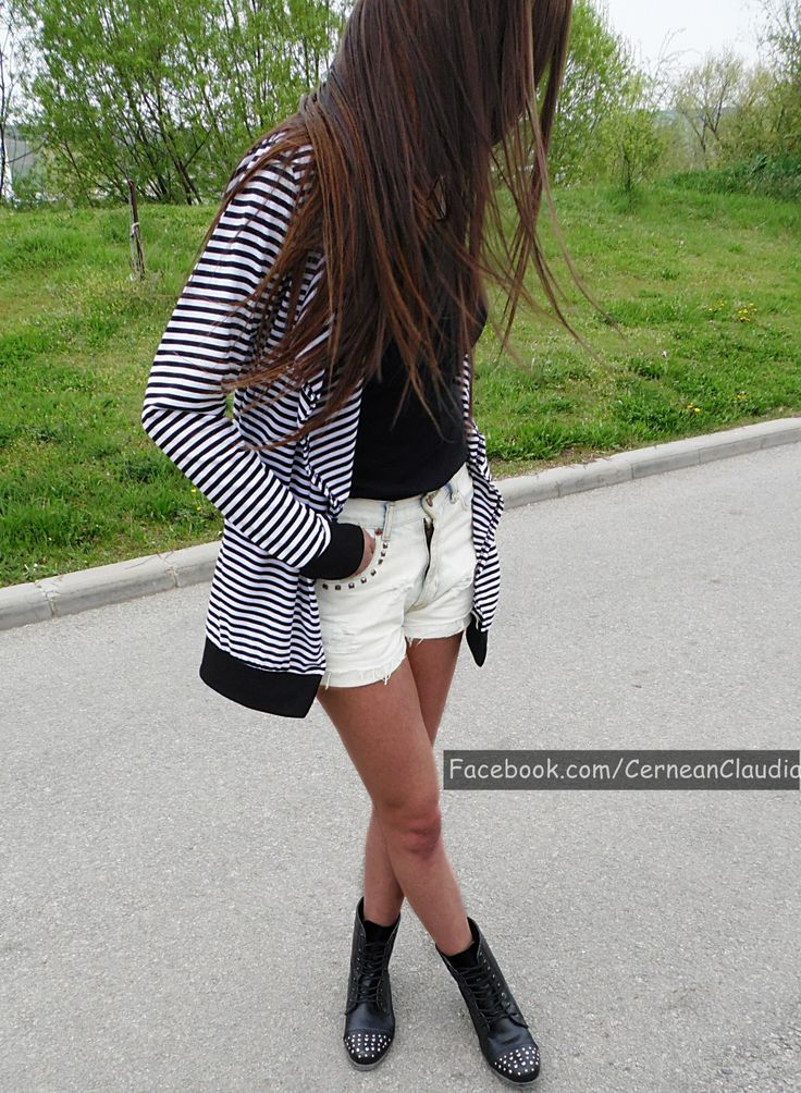 Cardigan : http://www.dresslily.com/stripe-irregular-cardigan-design-coat-product228951.html?Blog=ClaudiaCernean