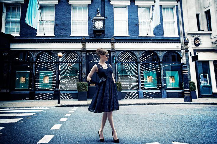 Sesja kolekcji QUIOSQUE na sezon jesień-zima 2014/2015, photo: Kajus W. Pyrz #QSQ #photography #photo #retro #vintage #england #greatbritain #fashion #inspiration #autumn #fall #look #outfit #women #beauty #style #casual #elegance #retro #vintage #oldschool #street