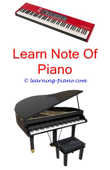 How To Learn Piano At Home Pianos