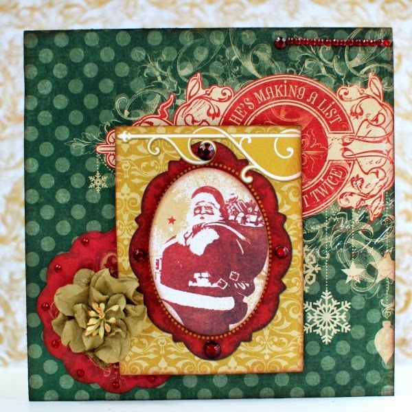 Such a stunning card  Ilene Tell created with the new Silver And Gold collection. Love her design. #BoBunny, @Ilene Tell