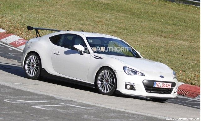 2014 Subaru BRZ STI To Offer Up To 230 HP Sans Turbo: Report