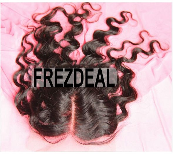 1 Pc 10inch Free Shipping Middle Part Closure,Sunnymay Lace Front,Swiss With Baby Hair Size 4 Inch * 3.5 Inch
