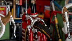 SB4059 1980 SBDU Ilkeston TI-Raleigh Team Pro Reynolds 753 Replacement Brake Cables
