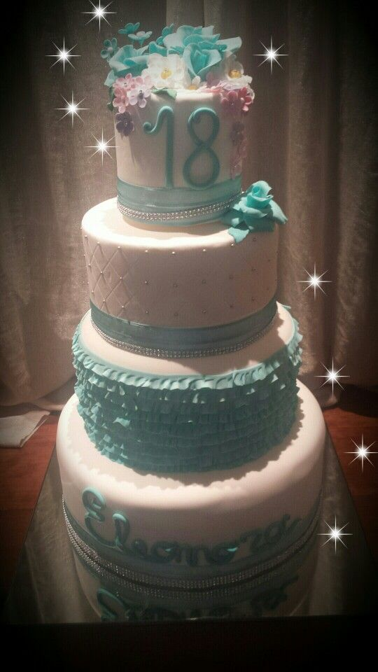 13 best torte 18 anni images on pinterest amazing cakes for Torte per 18 anni maschile