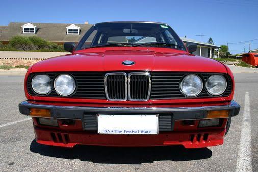1985 BMW 323i for sale 5sp 4door
