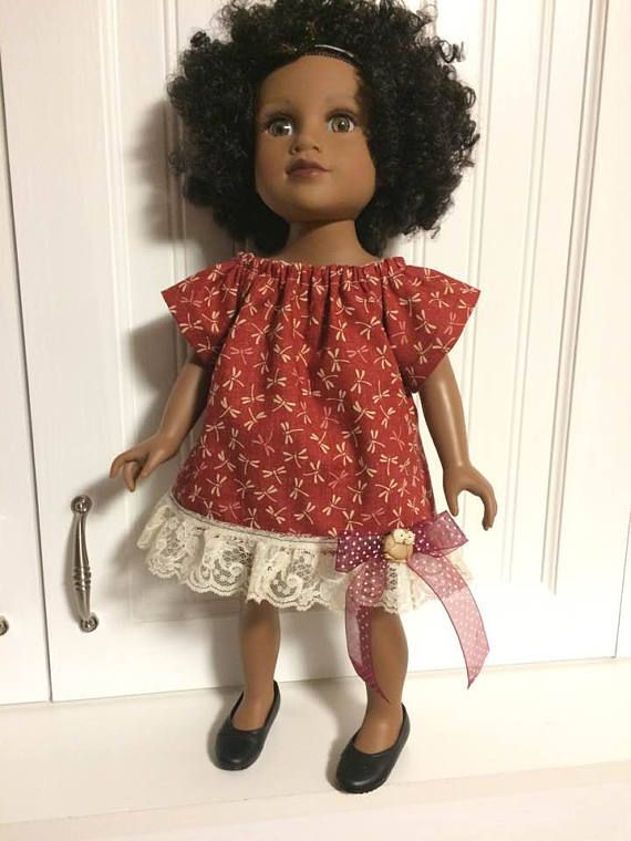 71-Dress for 18 inch doll like American Girl Journey Girl and