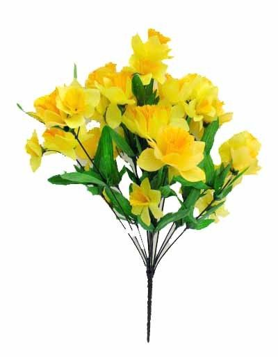 Artificial Daffodil Bouquet