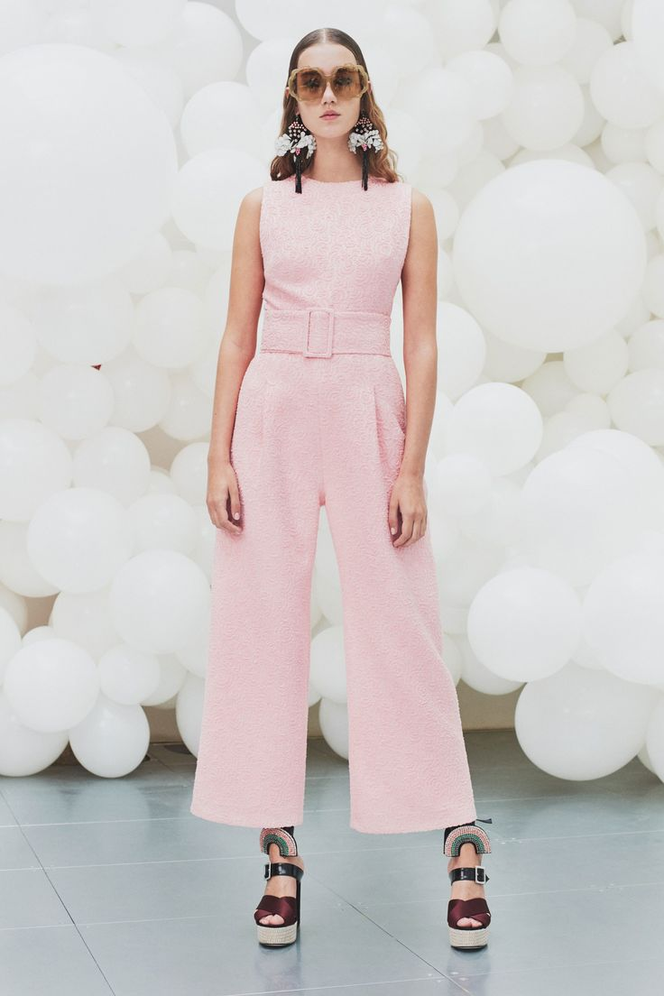 Markus Lupfer Spring 2018 Ready-to-Wear Fashion Show