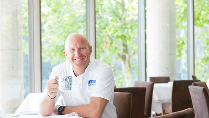 Ambassador Matt Moran - Australia's Biggest Morning Tea