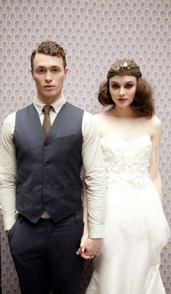Perfect attire for bride and groomFireflies Events Com, Art Deco Brides, Brides Grooms, Floral Design, Events Plans Design, Event Planning Design, Style Me Pretty, Holding Hands, Grooms Attire