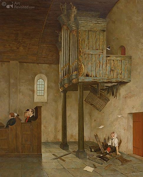 A capella - Marius van Dokkum
