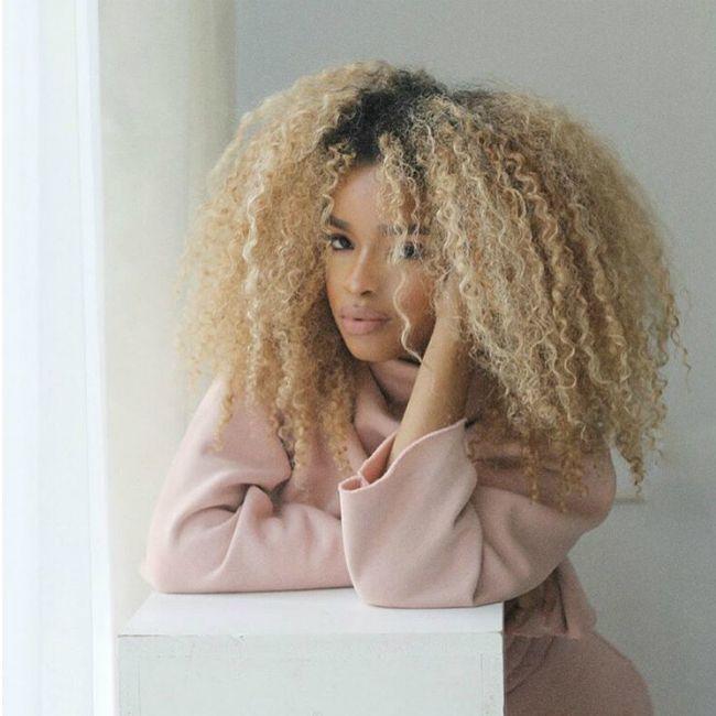 20 Curlies Rocking Their Type 3c Curls Curly Hair Photos Hair Styles Blonde Curly Hair