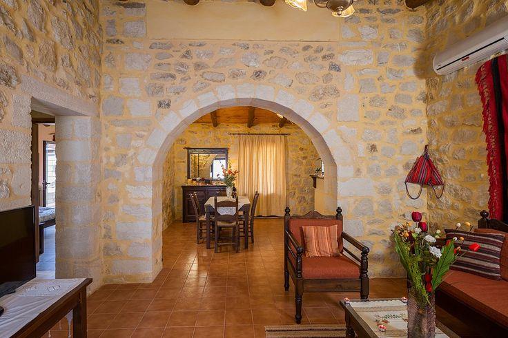 Villa Konstantinos Interior | Kontis Village