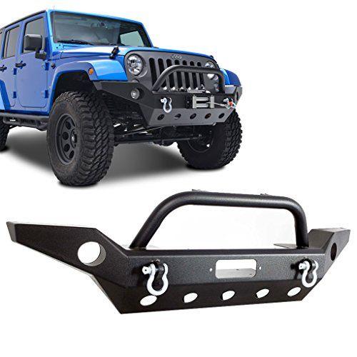 E-Autogrilles 07-15 Jeep Wrangler JK Rubicon Front Bumper (51-0360) E-Autogrilles http://www.amazon.com/dp/B00SKN9PNC/ref=cm_sw_r_pi_dp_Ou36vb1N99MGB