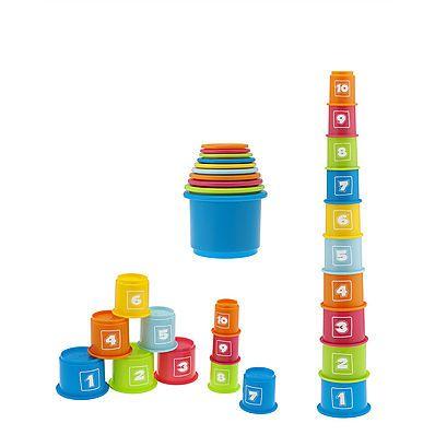 LINK: http://ift.tt/2qfGXGF - GIOCO IMPILABILE NUMERI 6 MESI E PIÙ #giochi #infanziaeneonati #chicco => 10 bicchierini di diverse dimensioni da sovrapporre ordinandoli - LINK: http://ift.tt/2qfGXGF