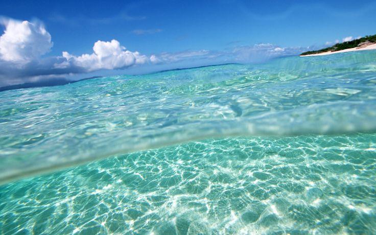 Beach Water - Bing Images