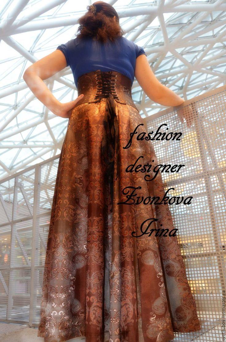 Купить Корсетная юбка, авторская работа - свадебная юбка, корсетная юбка, корсет, юбка в пол