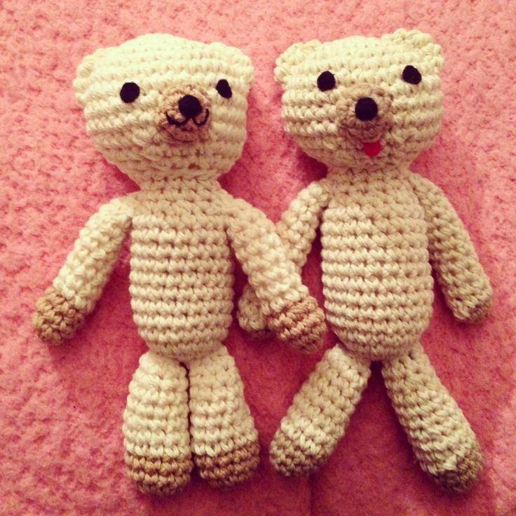 Nico & Poko DIY Knitting with Organic cotton♡ Good gift For special occasion like wedding, baby shower, birthday for babies and kids.