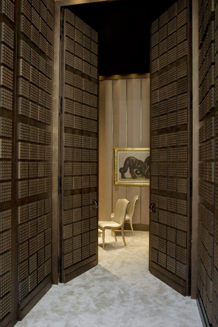 Tristan Auer- Stand Cartier pour la Biennale des antiquaires Paris - Grand Palais